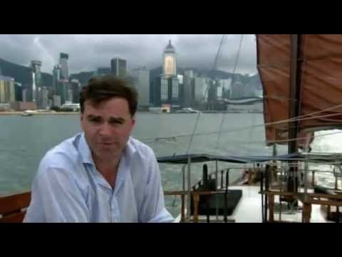 The Ascent of Money:  A Financial History of The World by Niall Ferguson... This episode about globalization, hedge funds and options. The Chimerica economy as Ferguson explains how Wal-Mart sells cheap low wage manufactured Chinese products and in return China acts as our banker buying US Treasury Bonds and Bills which helps keep US interest low.