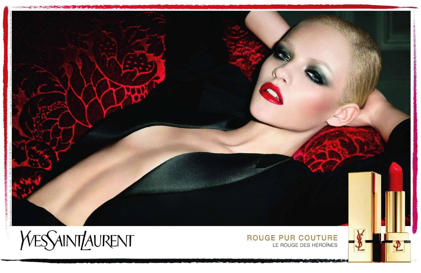 Image result for ysl beauty campaign