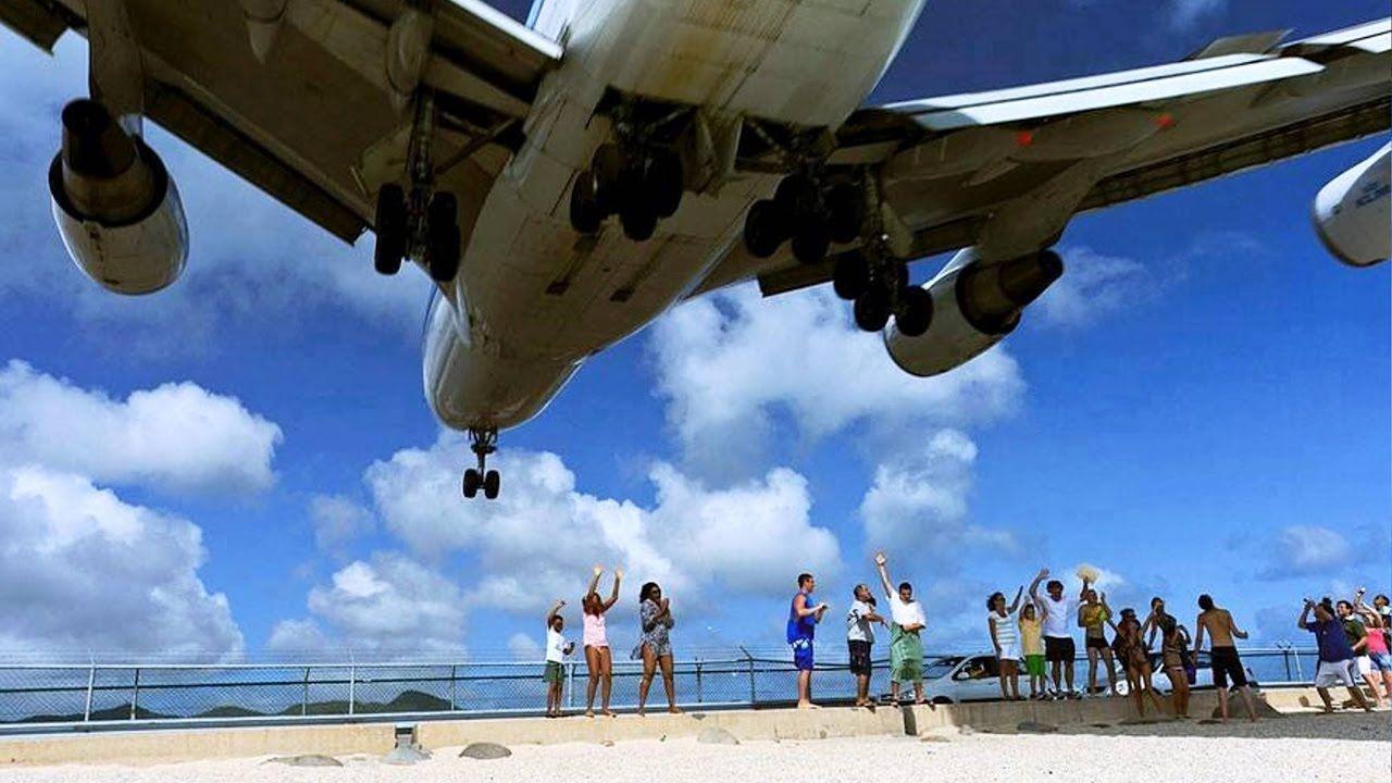 Cuando Los Aviones Vuelan Muy Bajo Aviones Volando Aviones Aviones Comerciales