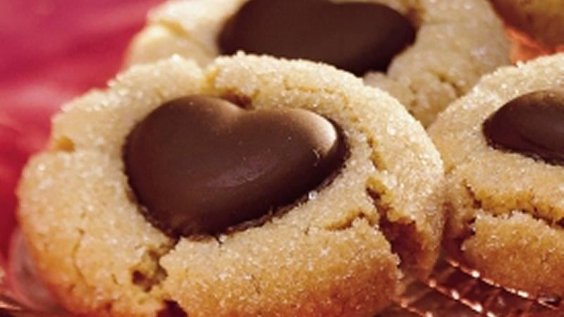 Chocolate and peanut butter marry in a favorite cookie combo. Make the classic easier with an easy-mix cookie mix.