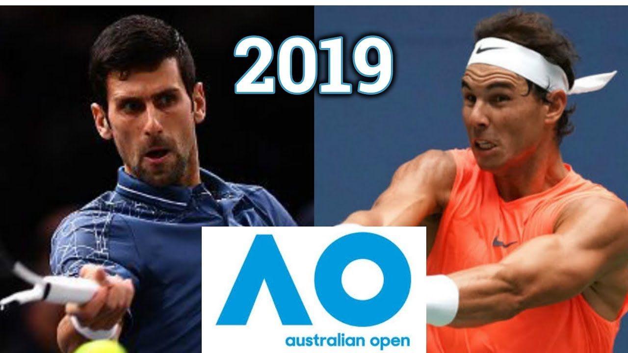Novak Djokovic Vs Rafael Nadal Final Youtube Rafael Nadal Novak Djokovic