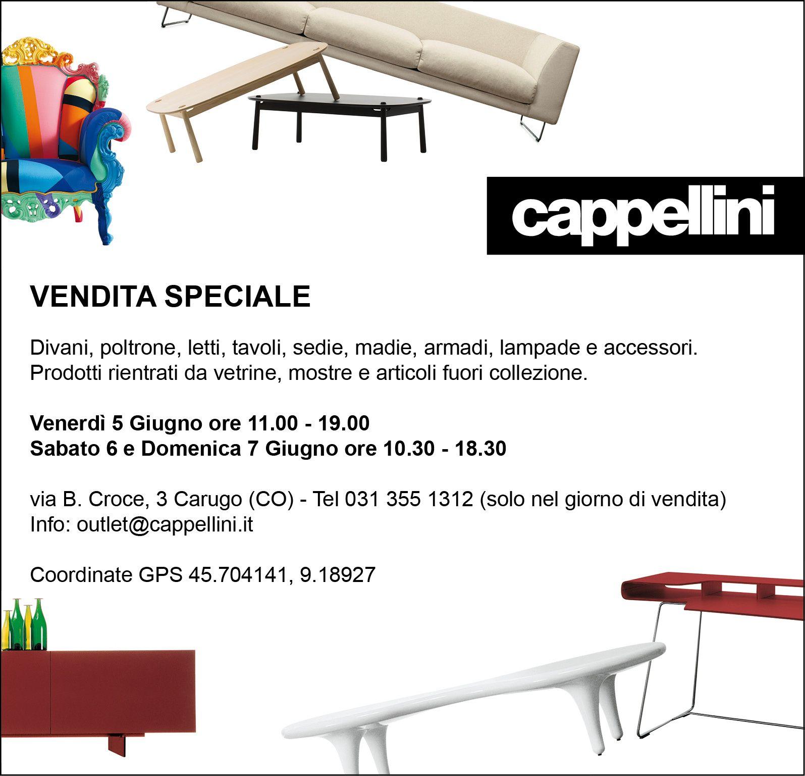 Vendita Speciale - Cappellini- Carugo | Vendita speciale Outlet ...