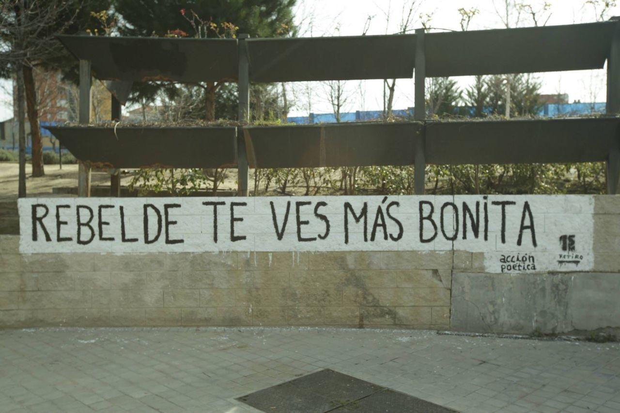 Accion Poetica Porno poetica #muros   spoken word poetry, words, writing art