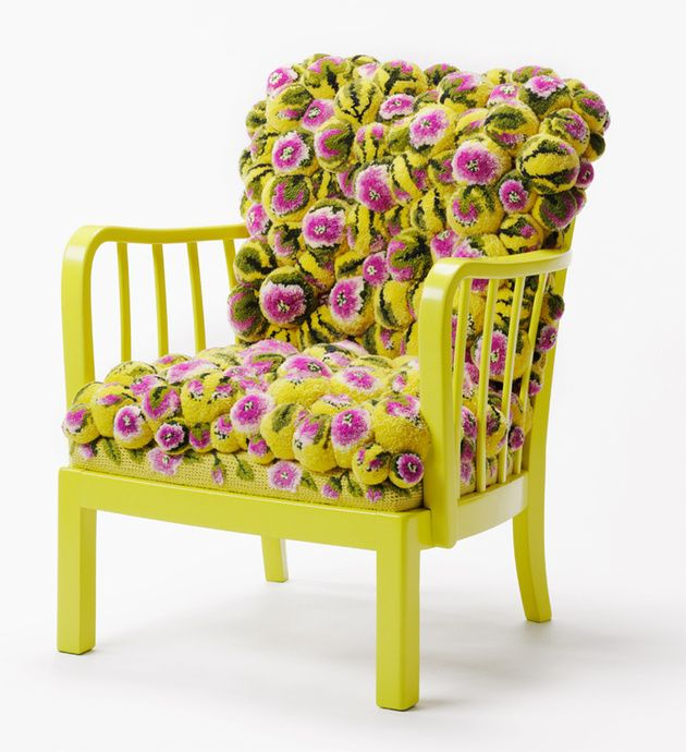 Pom Pom Furniture from MYK