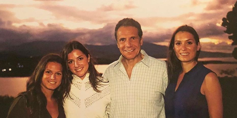 9 Facts About New York Governor Andrew Cuomo S Three Daughters In 2020 Andrew Cuomo Andrew Three Daughters