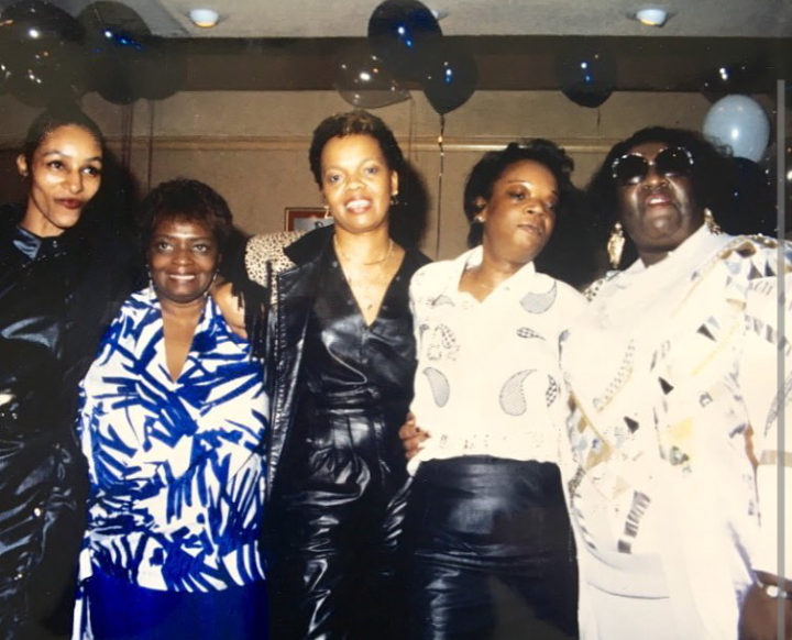 From Left To Right Raplh S Mother Ricky S Mother Ronnie S