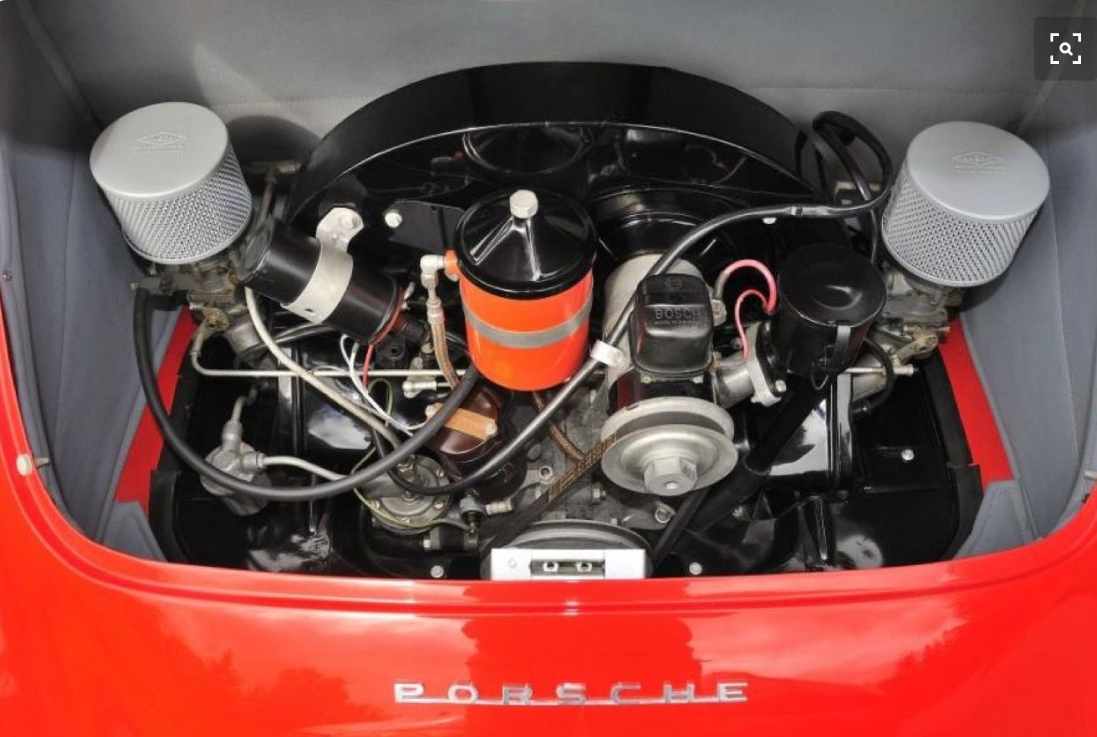 356 engine bay | There is no substitute | Porsche, Porsche