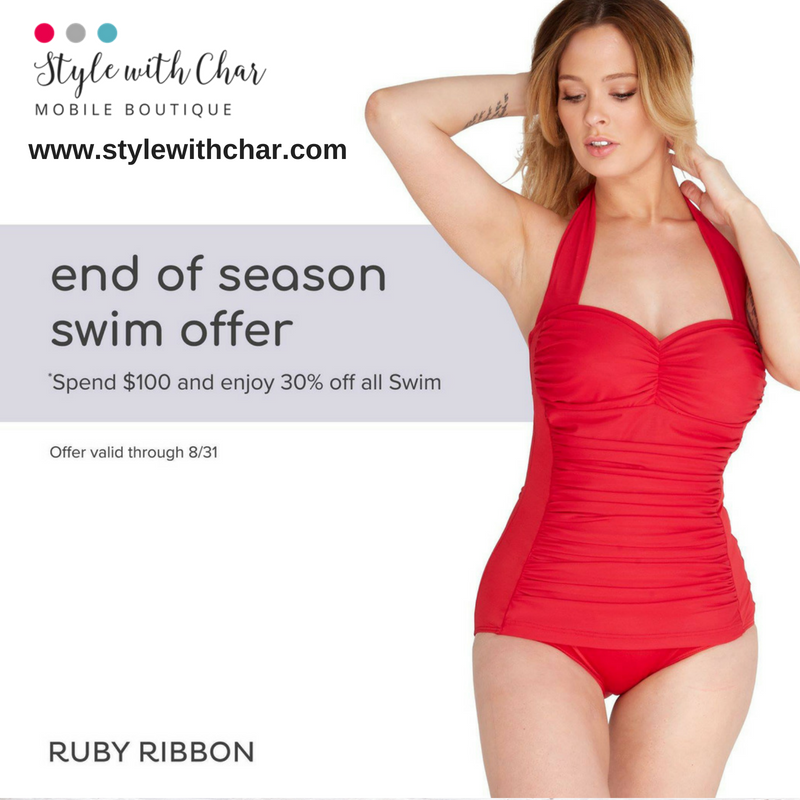 3b49d0baca559 Get a slimming swimsuit for 30% off when you spend just  100 on other Ruby