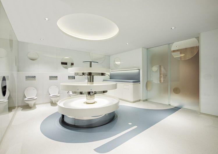 Bathroom Design Centers Endearing Spring Kindergartenjoey Ho Design  Kindergarten Toilet And Decorating Design