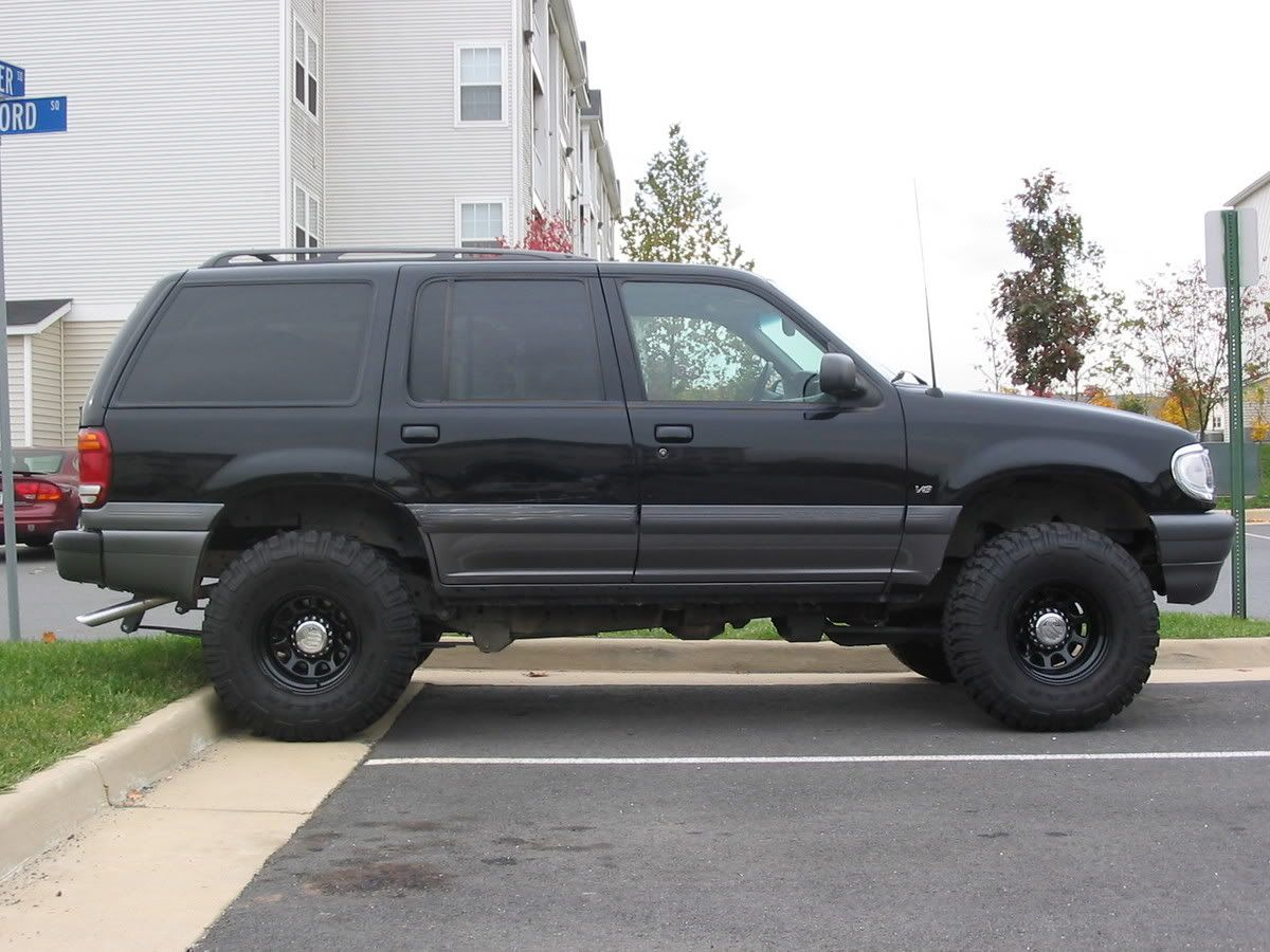 2000 ford explorer lifted google search