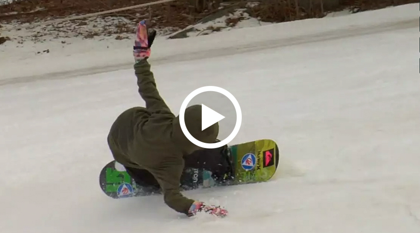 This Mini Yawgoon is already blowing minds with her slick board control and natural style.