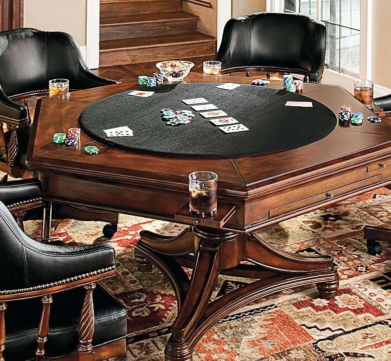 Luxury Man Cave Game Room Bar With Images: Bring Poker Night To A Whole New Level!