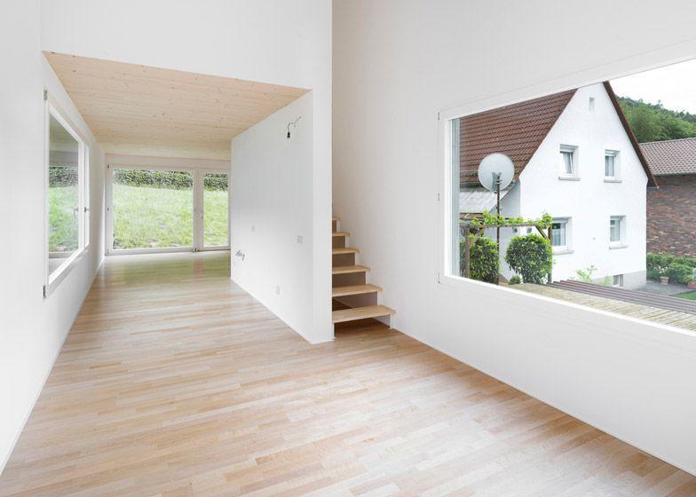 Small Micro House Design, By Architekturbüro Scheder At Hohenecken Germany