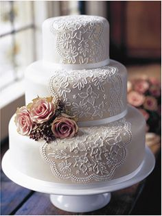 Vintage Wedding Cake Google Search