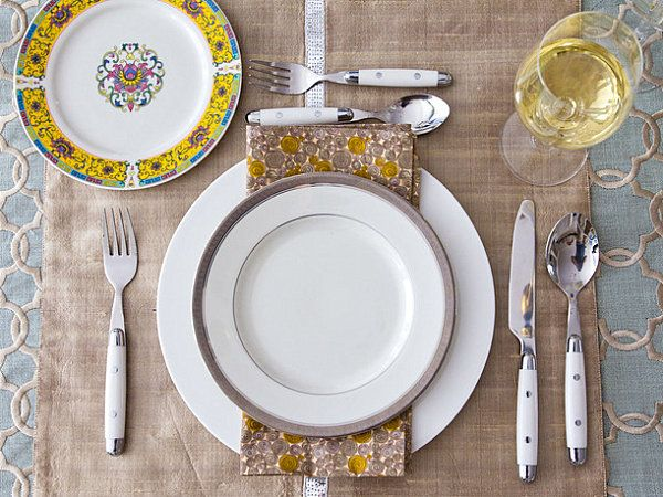 12 Stylish Thanksgiving Table Setting Ideas | Thanksgiving table ...