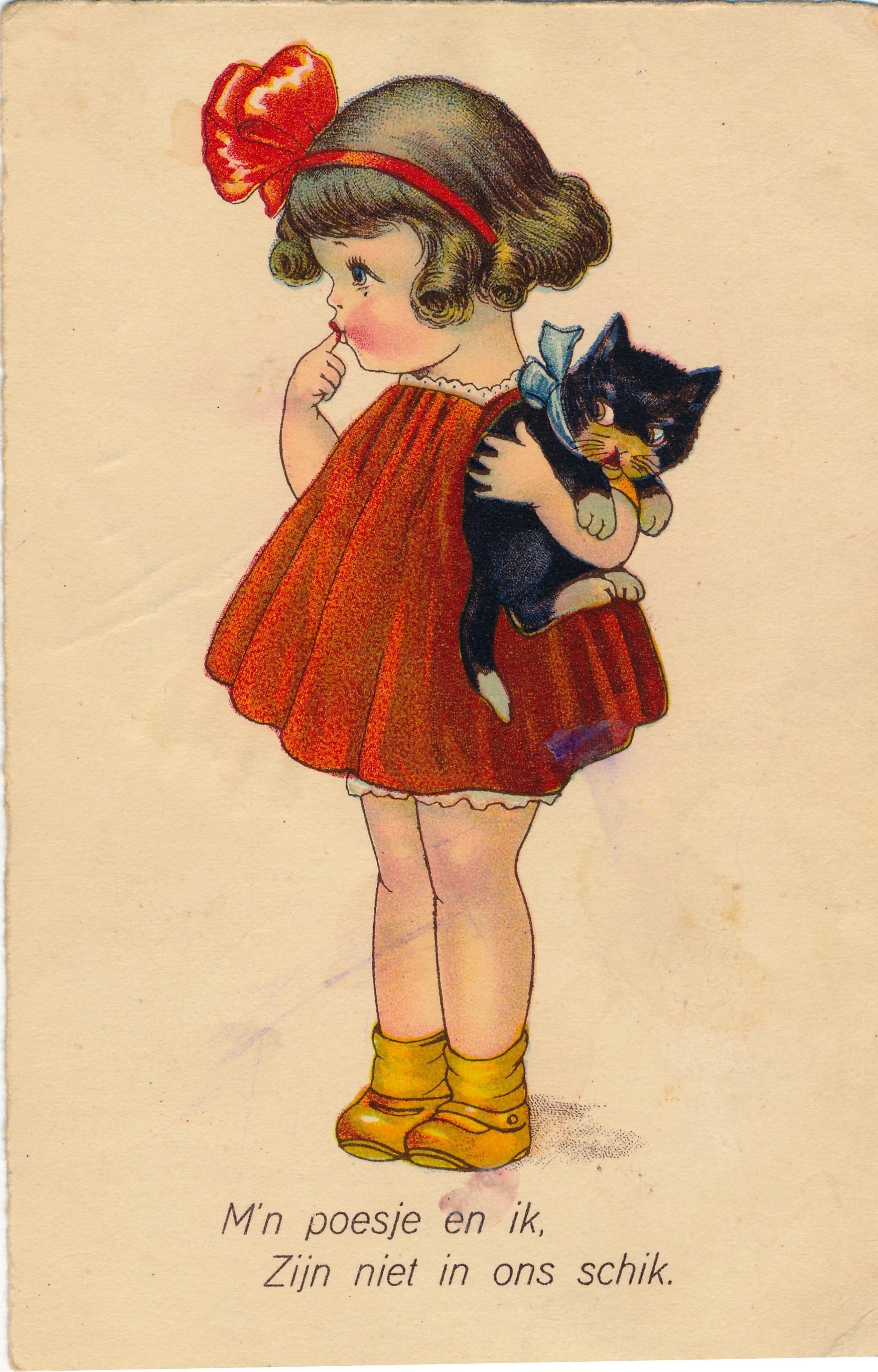 All sizes | pc Mijn poesje en ik j 30 | Flickr - Photo Sharing!