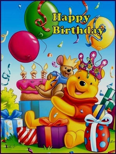 Geburtstagsbild Facebook
