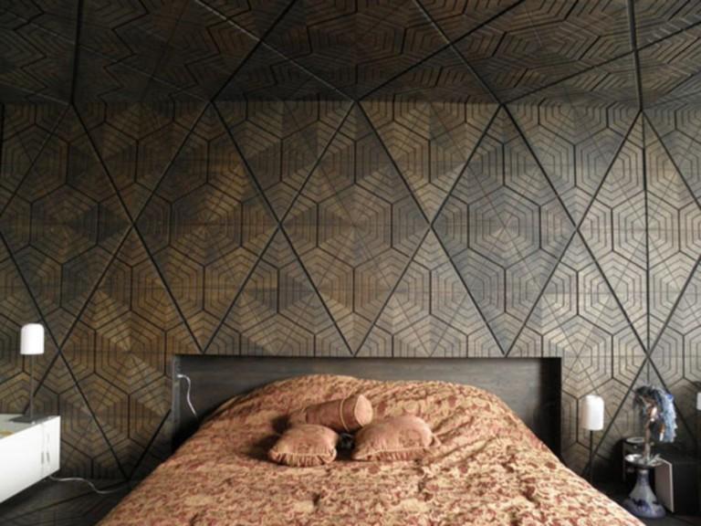 95 Inspiring Modern Wall Texture Design For Home Interior Wall