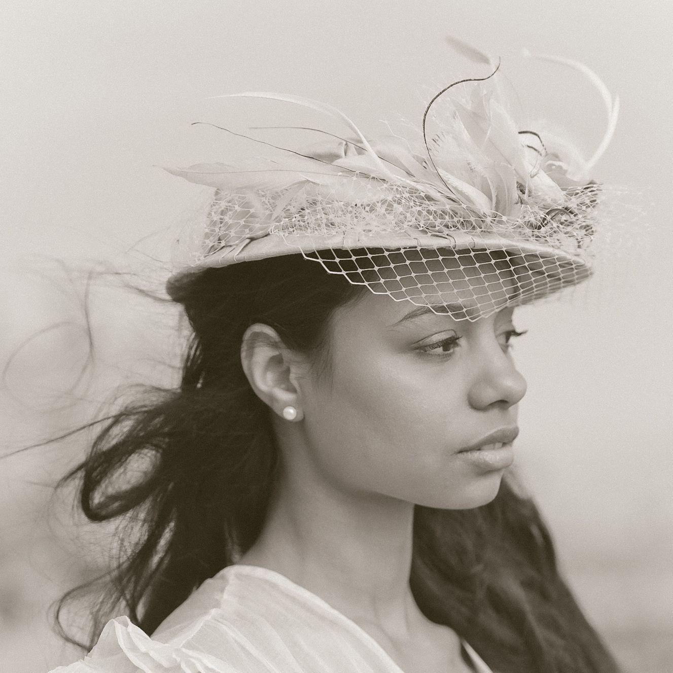 Veil Inspiration Bridal Hats Photographed By Melinda Kelley Photography On Erica Elizabeth Designs