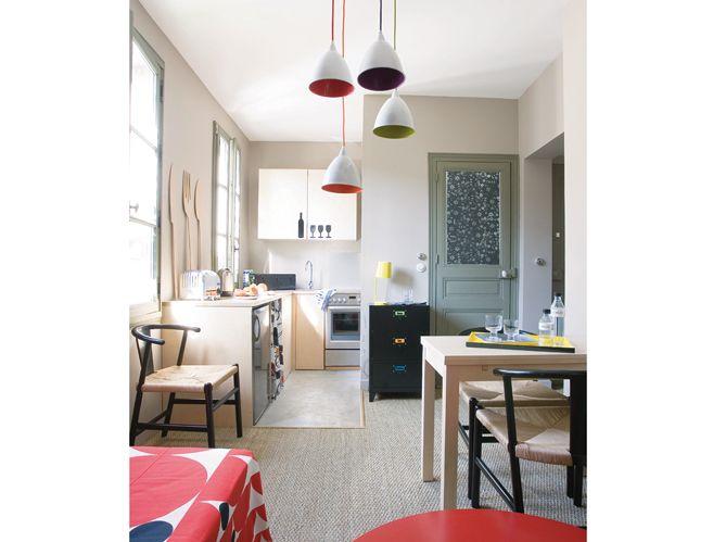 agrandir un studio de 12m2 apr s relooking. Black Bedroom Furniture Sets. Home Design Ideas