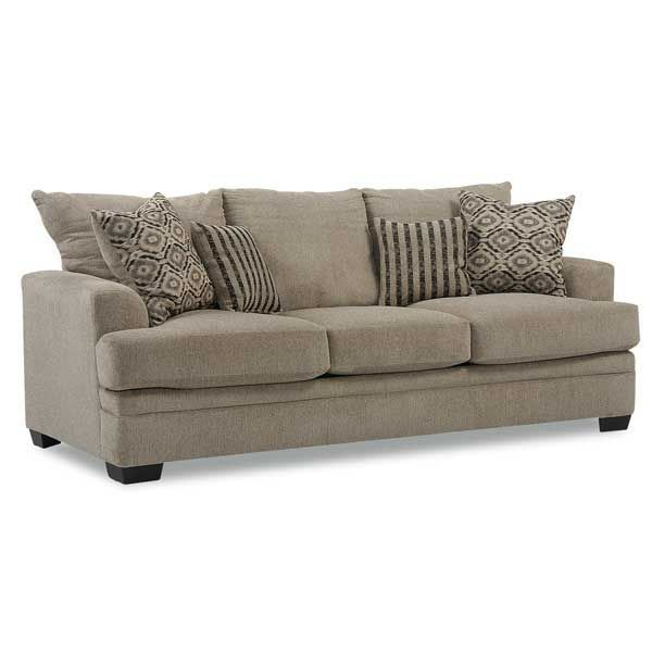 Terrific Cornell Platinum Sofa B1 3653 Ashley 7800039 American Bralicious Painted Fabric Chair Ideas Braliciousco