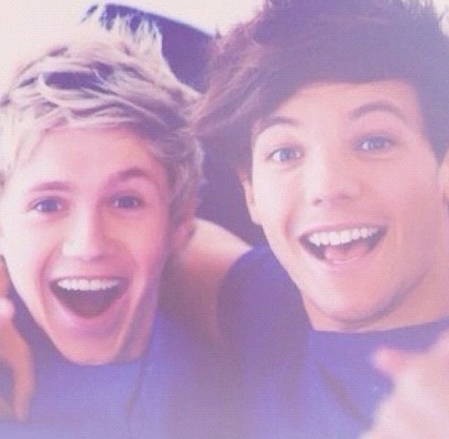 Niall and Louis, happy?