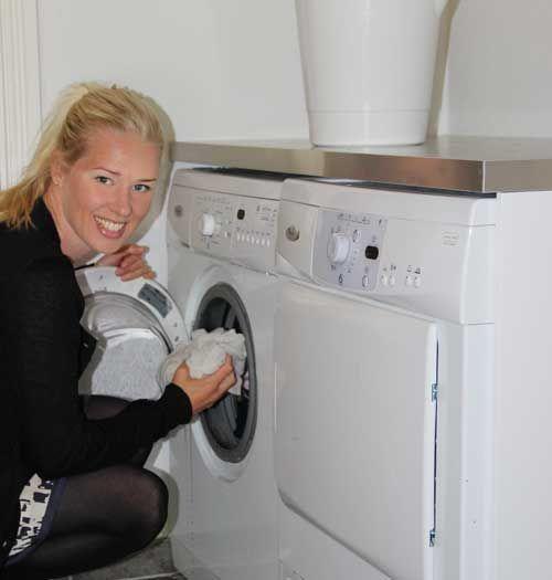 Dårlig-lugt-fra-vaskemaskine_lille | Rengørings tips | Rengøring, Rengøringstip og Ideer