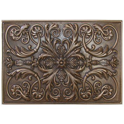 Decorative Tiles Captivating Soci Tile Ssgb1221 Metallic Resin Plaquekitchen Backsplash Inspiration