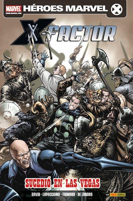 Heroes Marvel. X-Factor vol.2 / Nuevo X-Factor #1