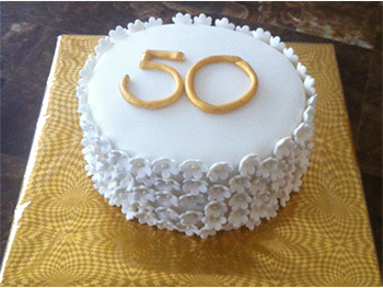 a glass kosh cake