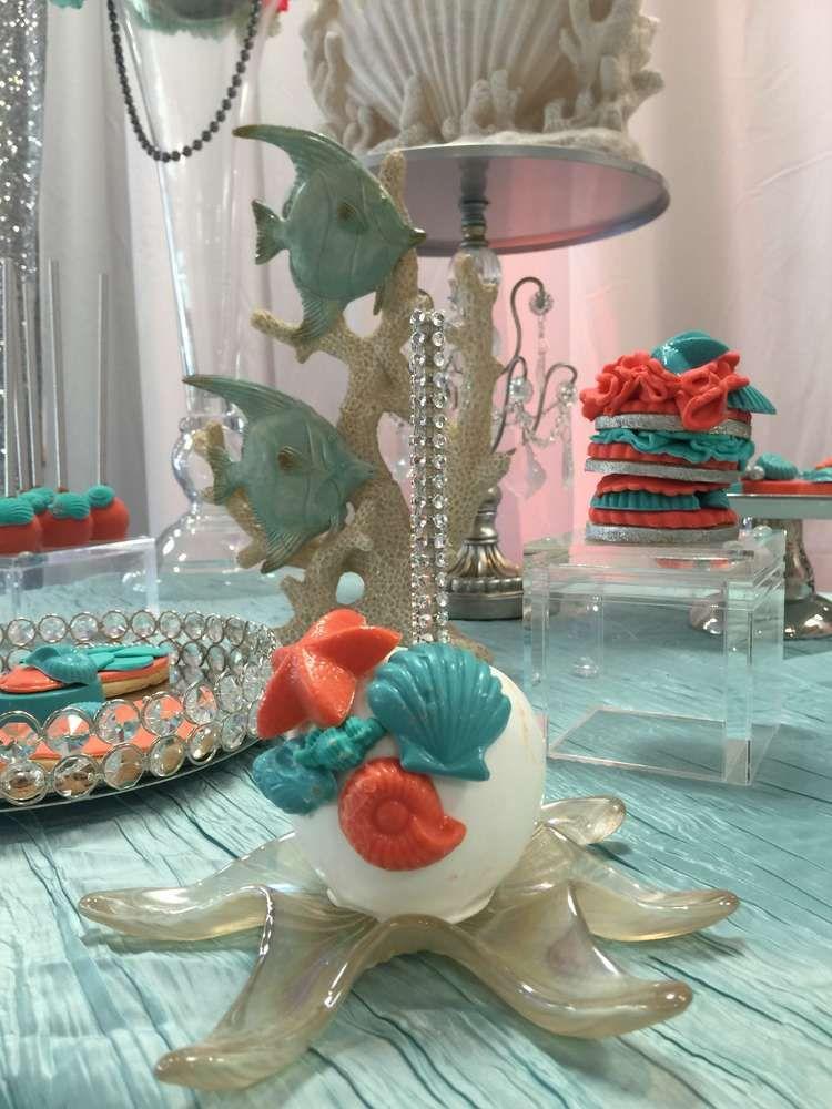 Under the Sea Quinceaera Party Ideas in 2019 | Ocean ...