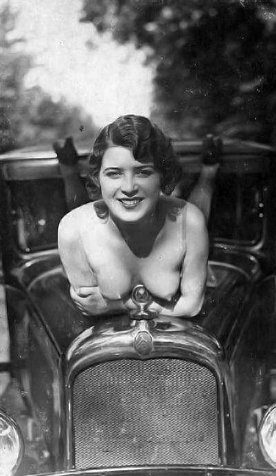 Vintage nudes.