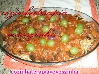 Cozinhaterapia Vovoszinha: Frango a Caçadora ( do Chef Claude Troisgros)