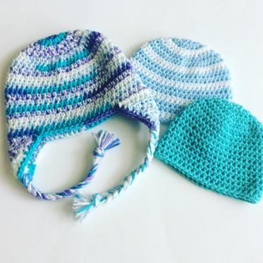 3cdd38077ef Double Crochet Beanie
