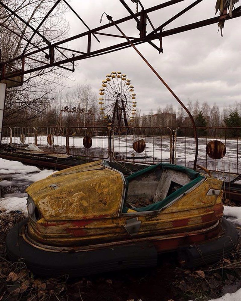 #abandoned #abandonedplaces
