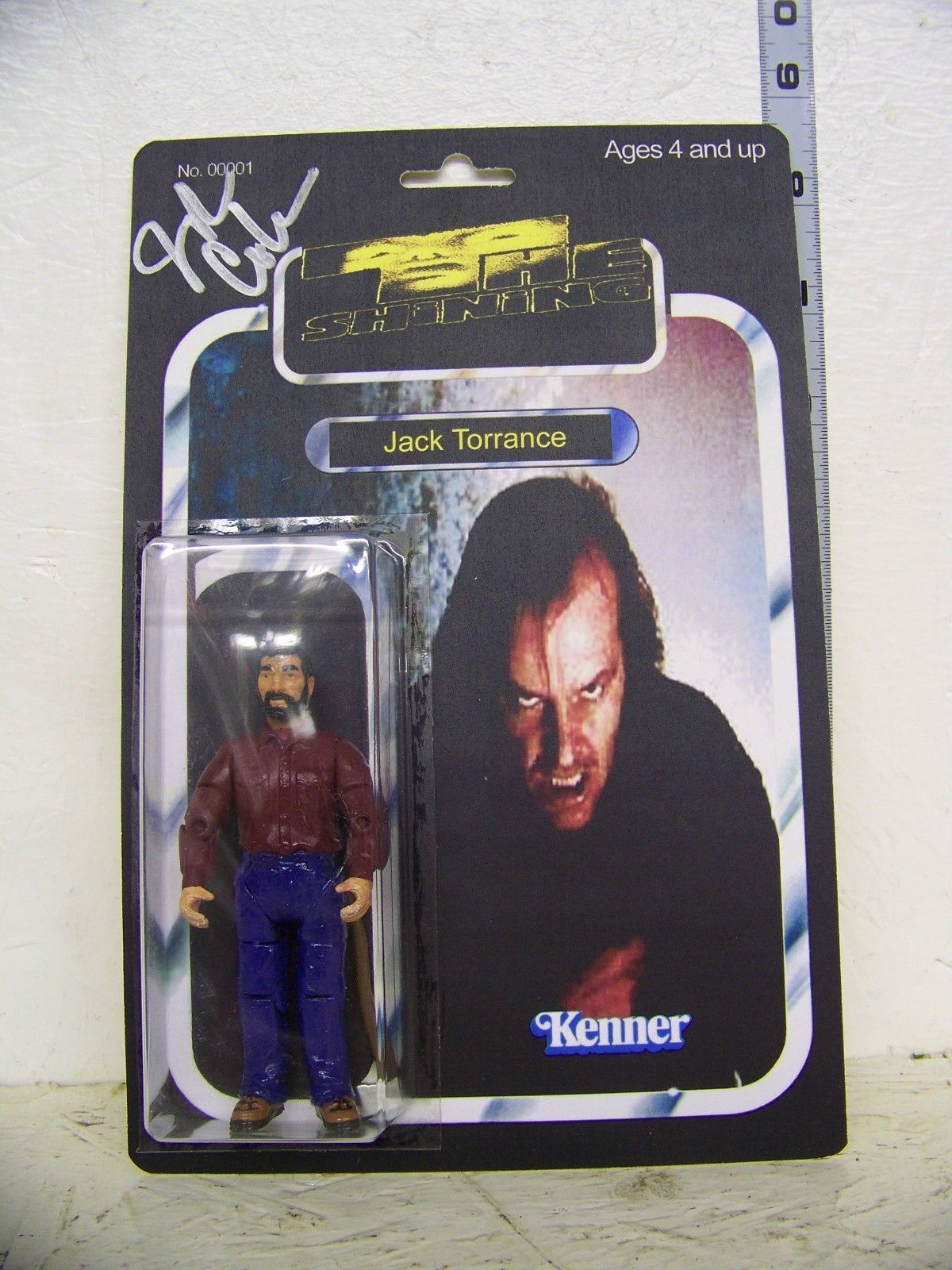 Details About The Shining Jack Torrance Chase Exclusive