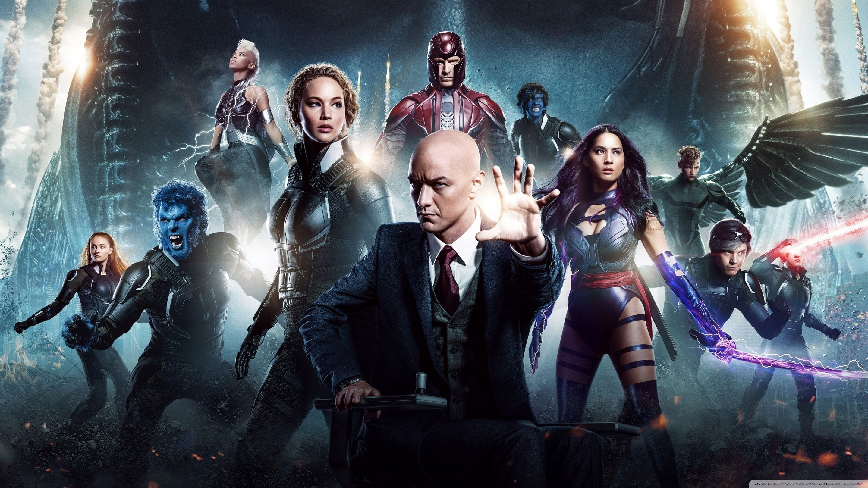 10 New X Men Apocalypse 4k Wallpaper Full Hd 1080p For Pc
