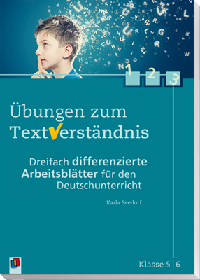 bungen zum textverst ndnis klasse 5 6 deutschunterricht deutsch unterricht verst ndnis. Black Bedroom Furniture Sets. Home Design Ideas