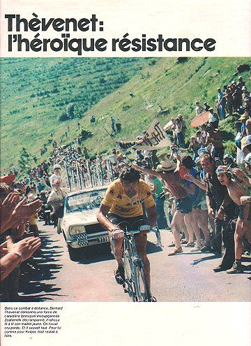 Miroir du cyclisme No.7:1977 ...