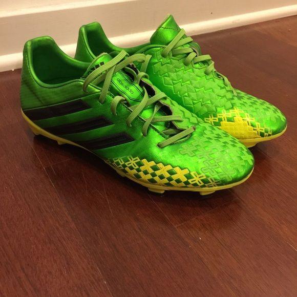 adidas predator absolado lz scarpe consumate forse due volte, poi ho strappato la