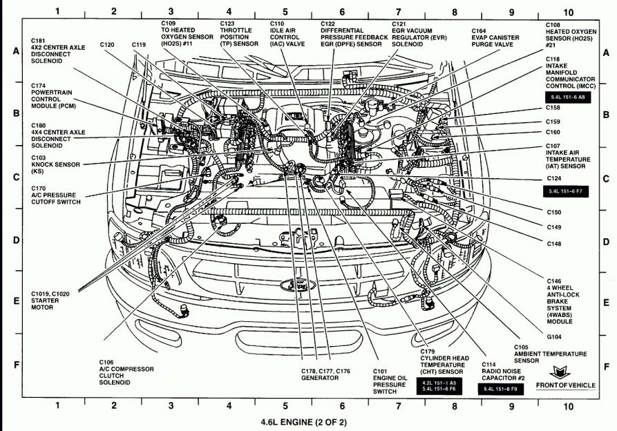 15  1994 ford ranger engine wiring diagram