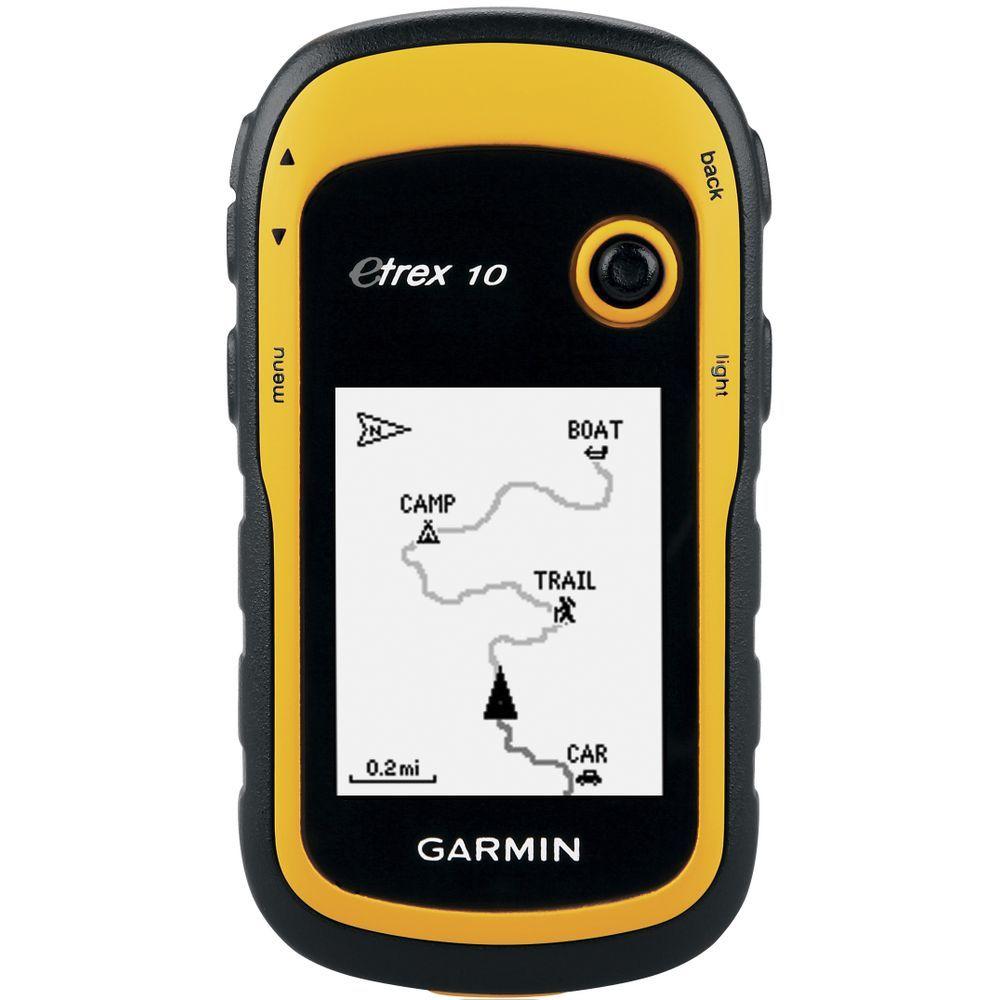 Gps Etrex 10 De Garmin Mountain Equipment Co Op Livraison