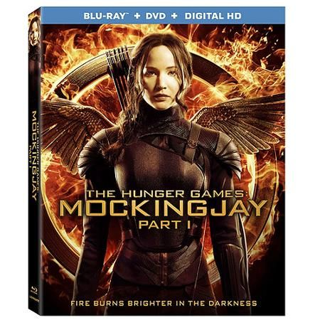 The Hunger Games Mockingjay Part 1 Blu Ray Walmart Com Hunger Games Hunger Games Mockingjay Mockingjay