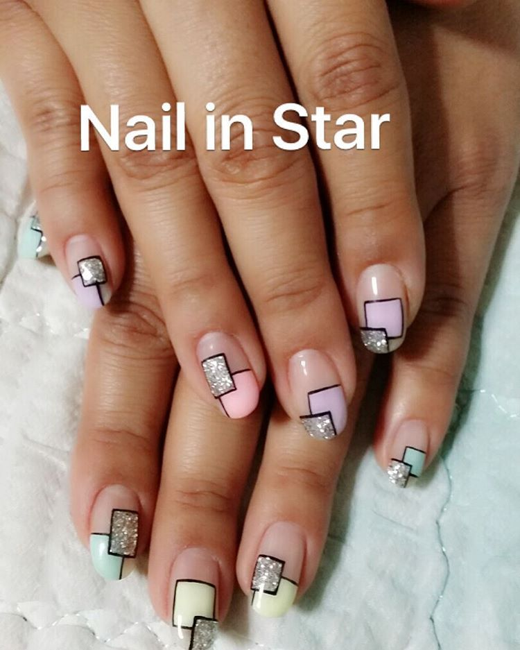See this Instagram photo by @nail_in_star • 16 likes