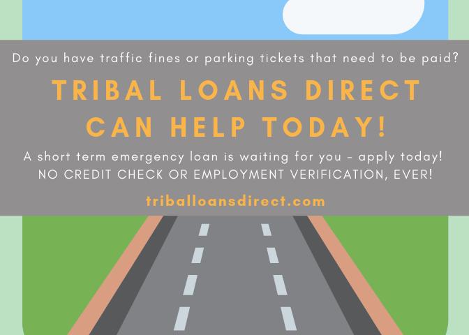 Loans For Traffic Fines Traffic Fines Emergency Loans Loan