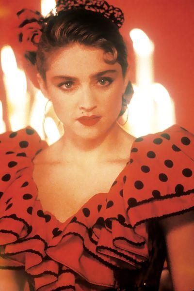 Madonna La Isla Bonita 1987 Madonna Cantores Norte Americano