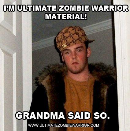 www.UltimateZombieWarrior.com