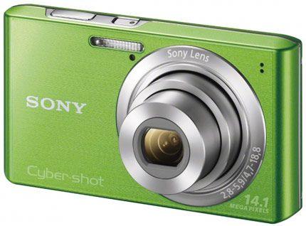 Sony Cyber-shot DSC-W610 Compact Digital Camera