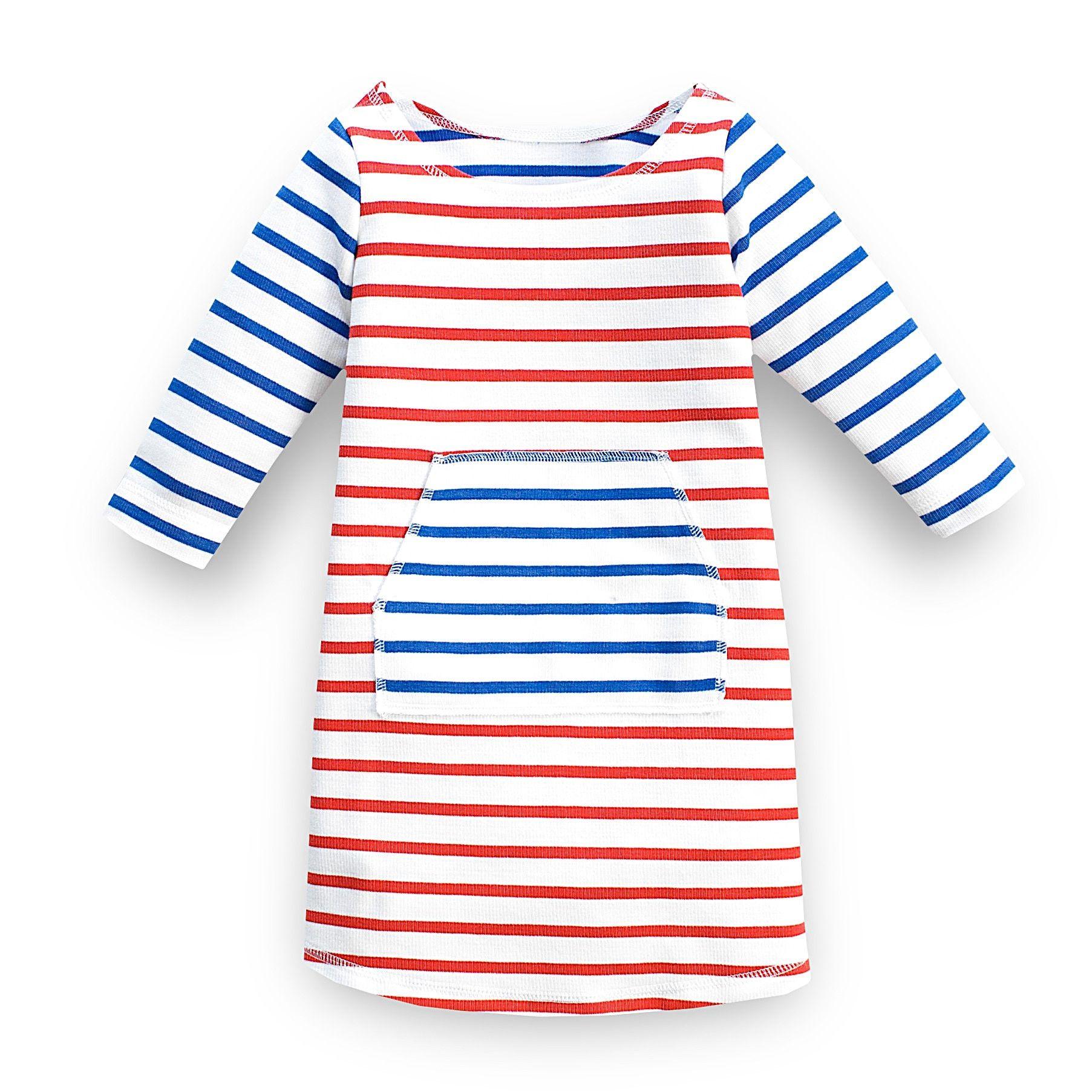 internaht | Rot weiß blau, Mädchen sommerkleider und ...