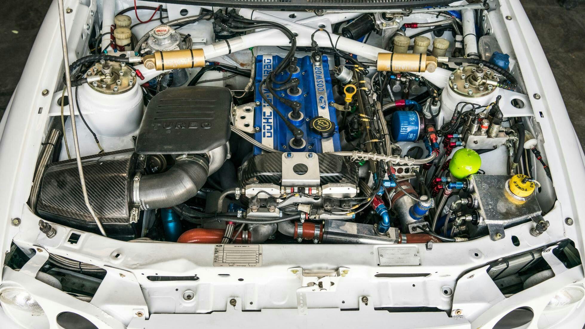 Cosworth Block